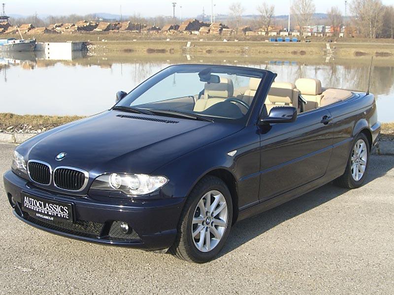 BMW 318ci E46 2