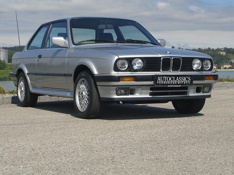 BMW 325xi Coupe E30