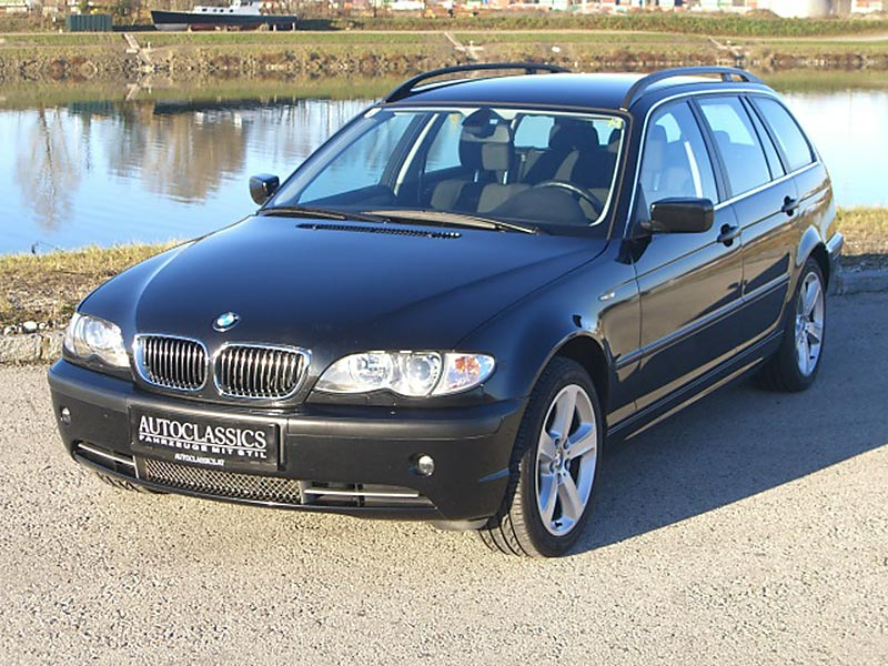 BMW 330xi touring E46