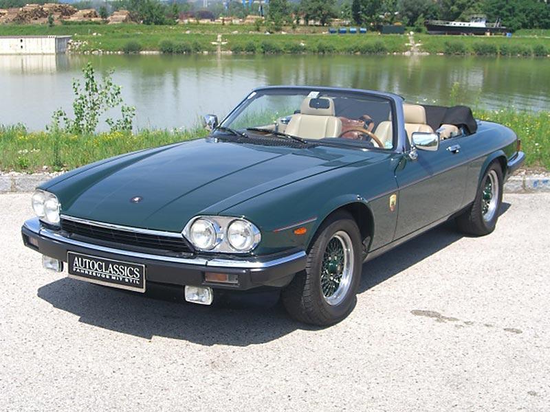 Jaguar XJ-S V12 Arden