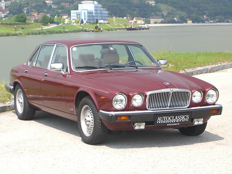 Jaguar XJ6 Serie 3