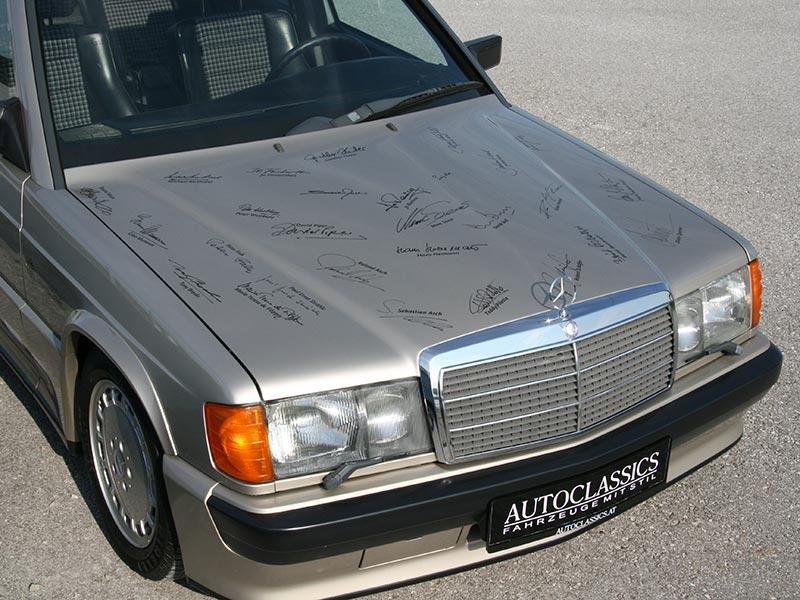 Mercedes Benz 190E 2.3-16