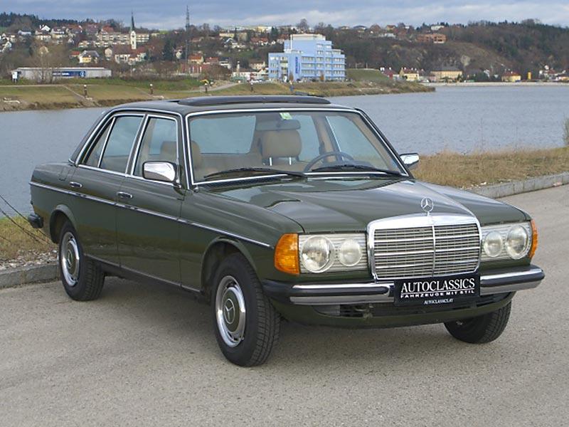Mercedes Benz 200 W123