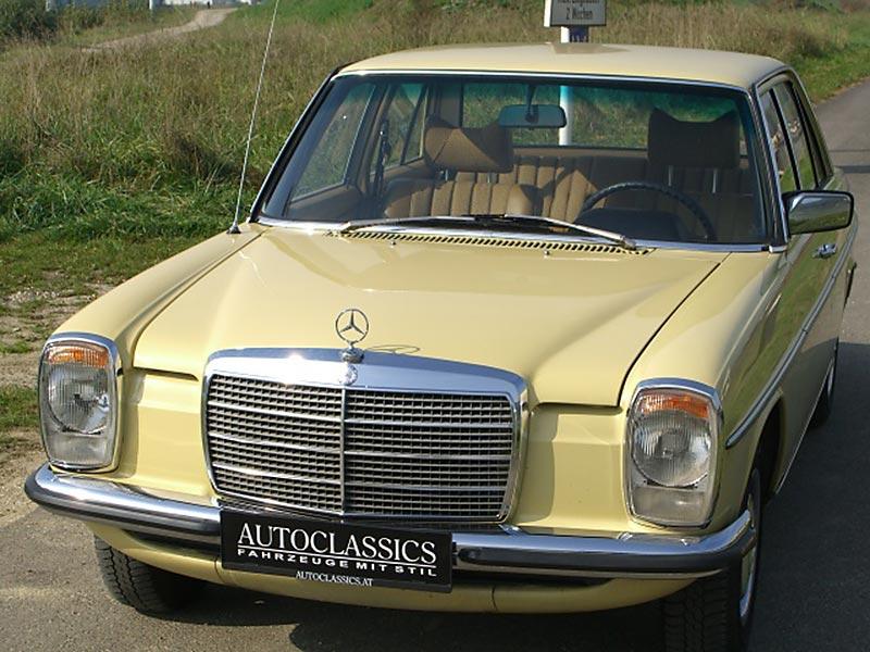 Mercedes Benz 230.4 W115