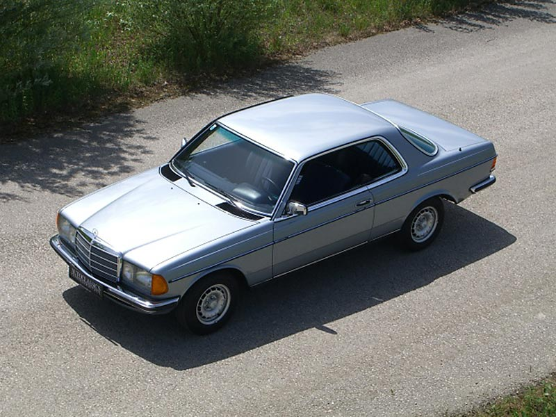 Mercedes Benz 230C C123