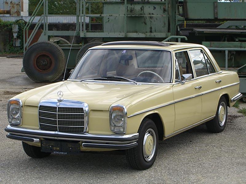 Mercedes Benz 280 W114