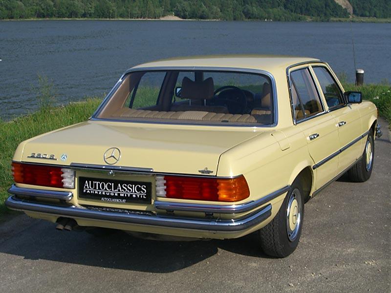 Mercedes Benz 280S W116