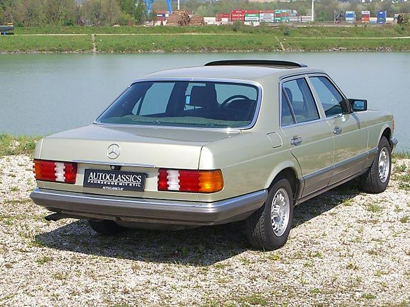 Mercedes Benz 280SE W126