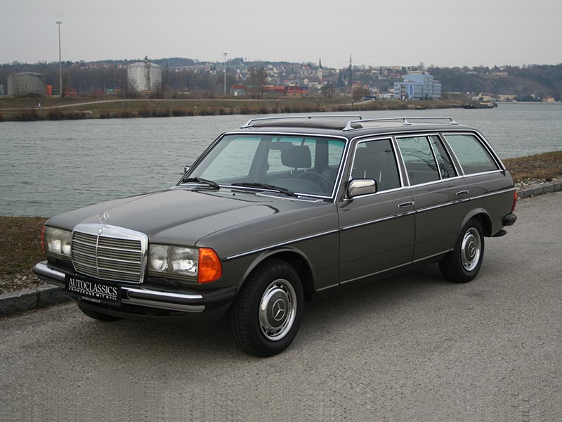 Mercedes Benz 280TE S123