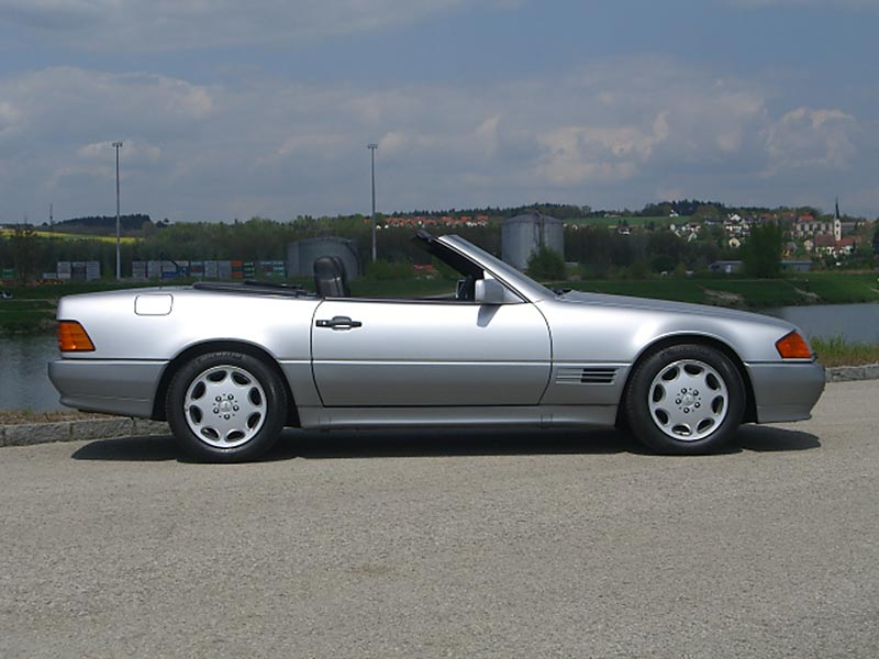 Mercedes Benz 500SL R129