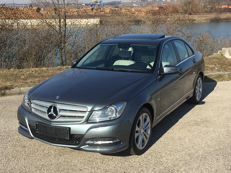 Mercedes Benz C350 4matic W204