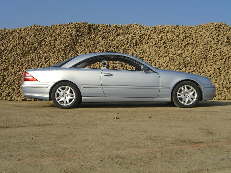Mercedes Benz CL500 C215