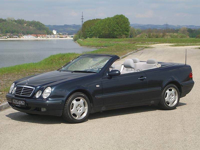 Mercedes Benz CLK 200 Cabrio C208