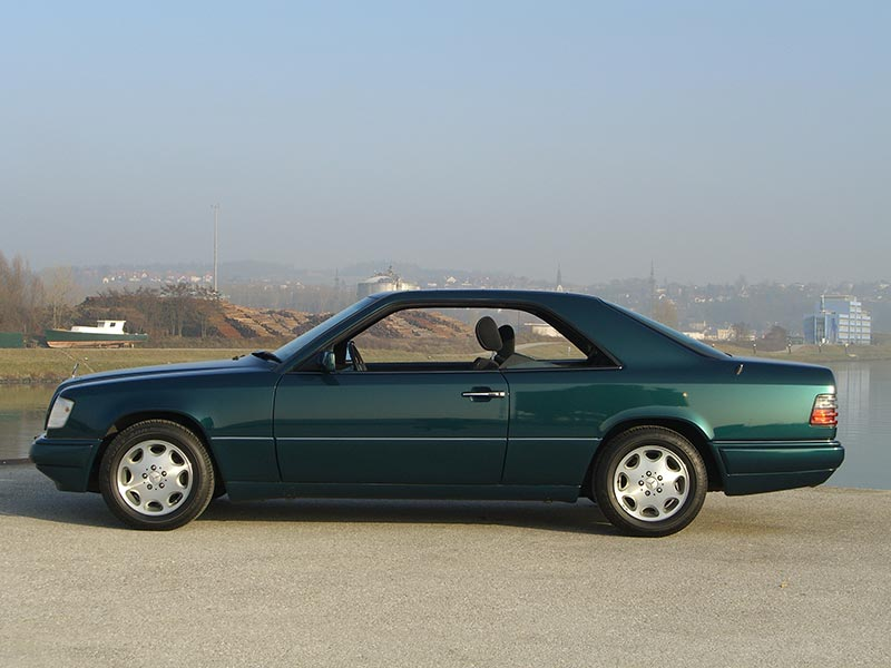 Mercedes Benz E200 Coupe C124
