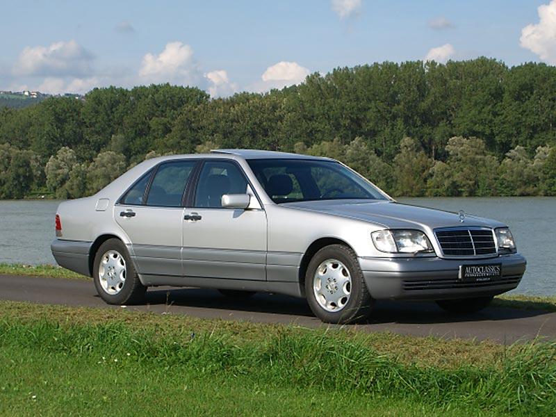 Mercedes Benz S320 W140