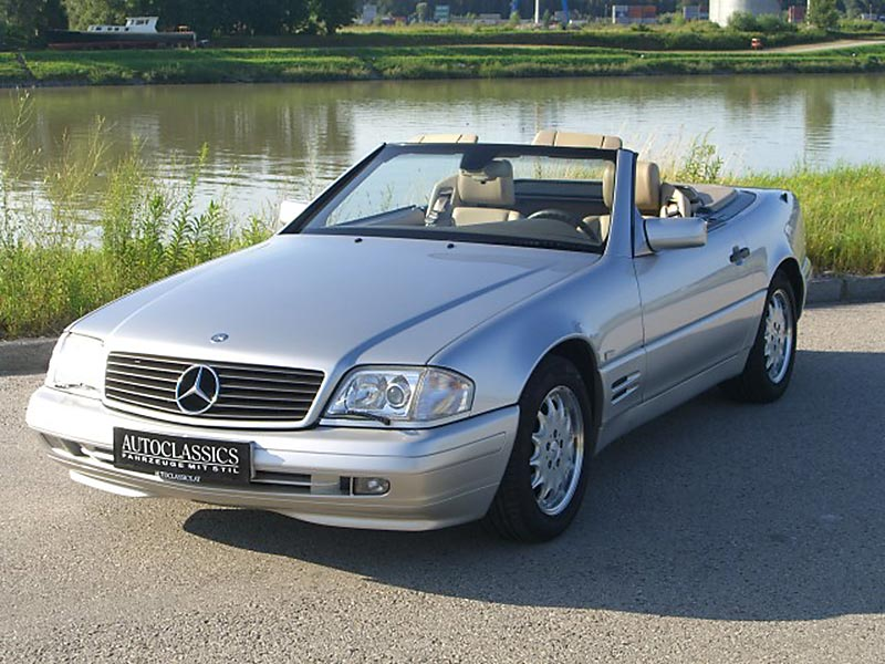 Mercedes Benz SL320 R129
