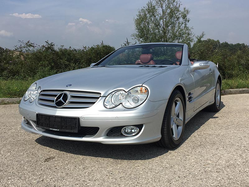 Mercedes Benz SL350 R230
