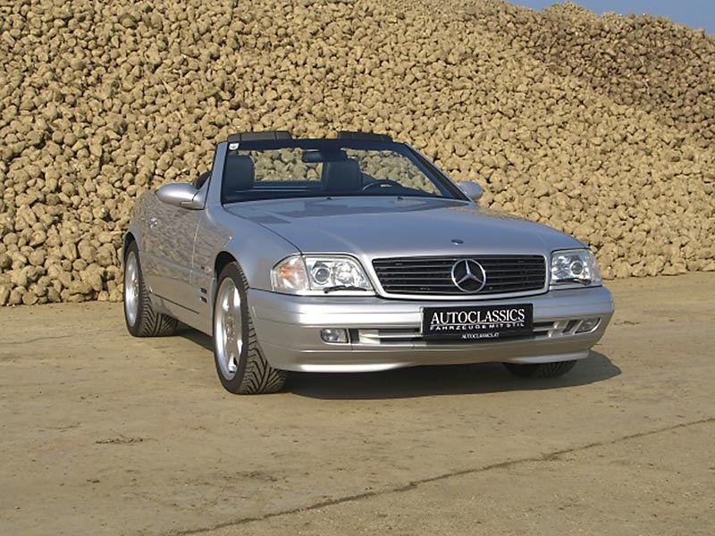 Mercedes Benz SL500 Final Edition R129