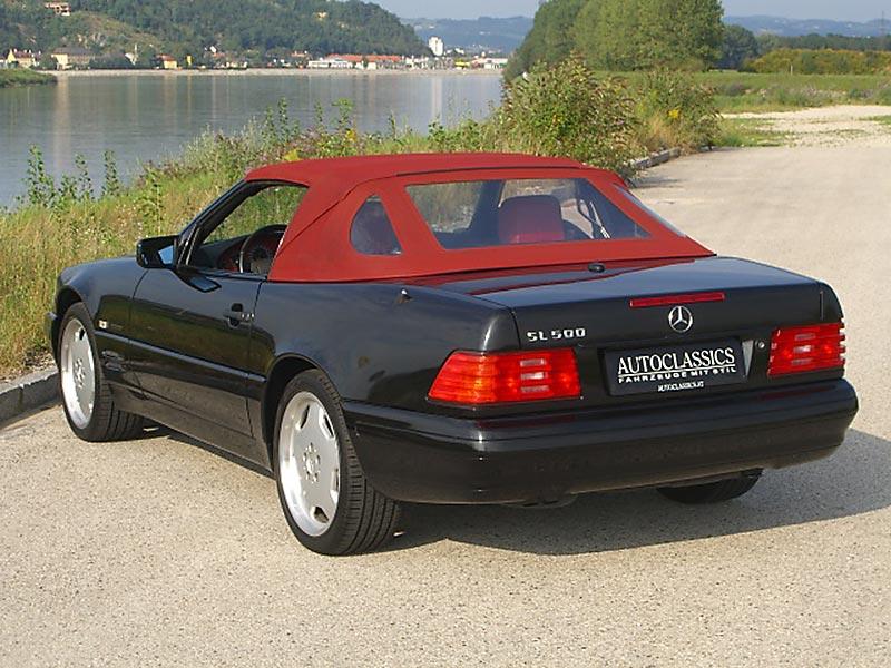 Mercedes SL500 Special Edition R129