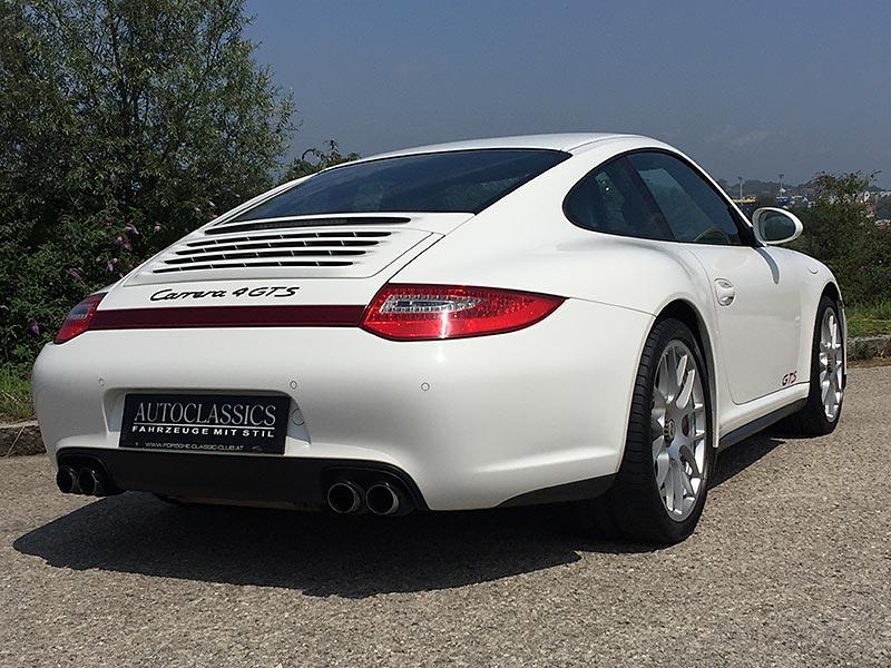 Porsche 911 Carrera 4 GTS 997