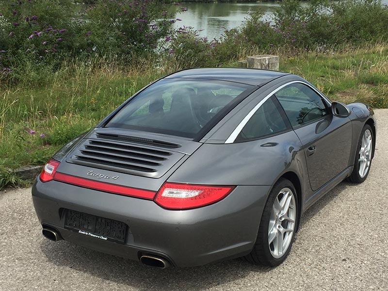 Porsche 911 targa 4 997