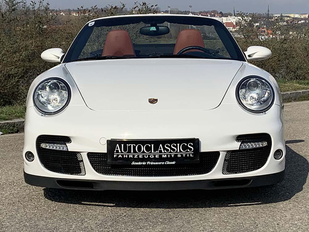 Porsche 911 turbo Cabrio 997
