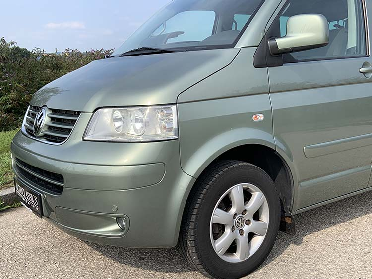 VW Multivan T5 2.5 TDI