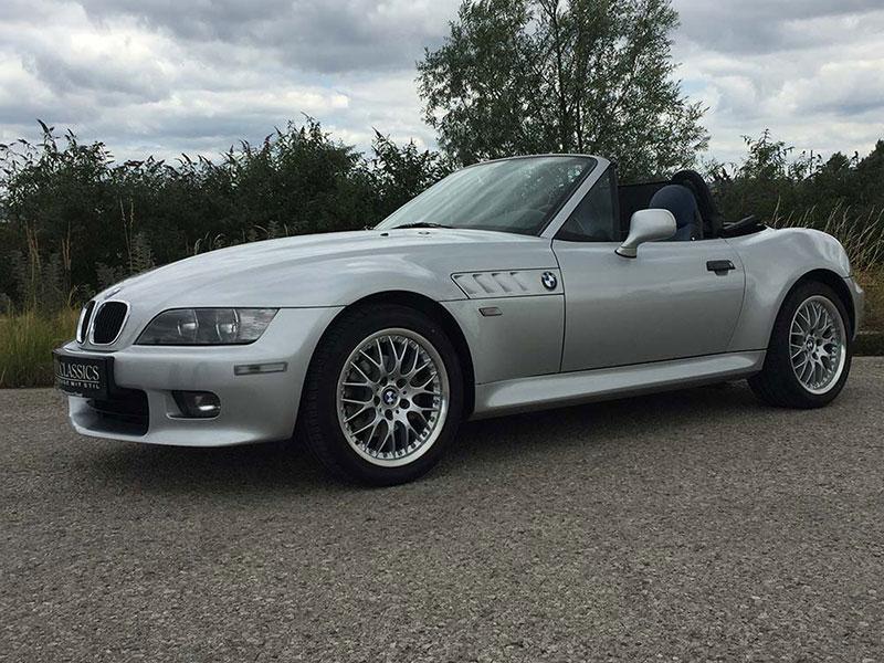 BMW Z3 | Autoclassics – Fahrzeuge mit Stil