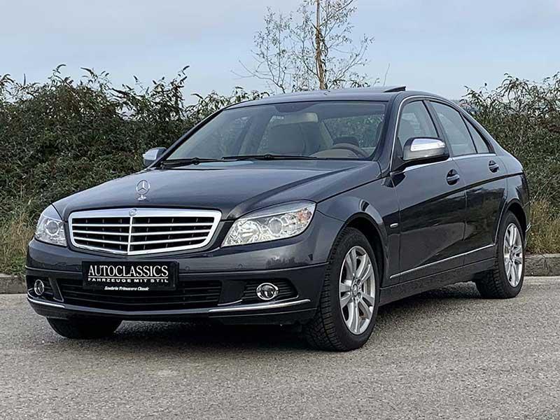 Mercedes-Benz C 230 Elegance Aut. | Autoclassics – Fahrzeuge mit Stil