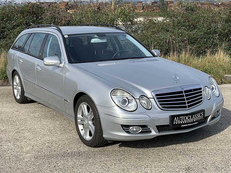 Mercedes Benz E200 CDI | Autoclassics – Fahrzeuge mit Stil