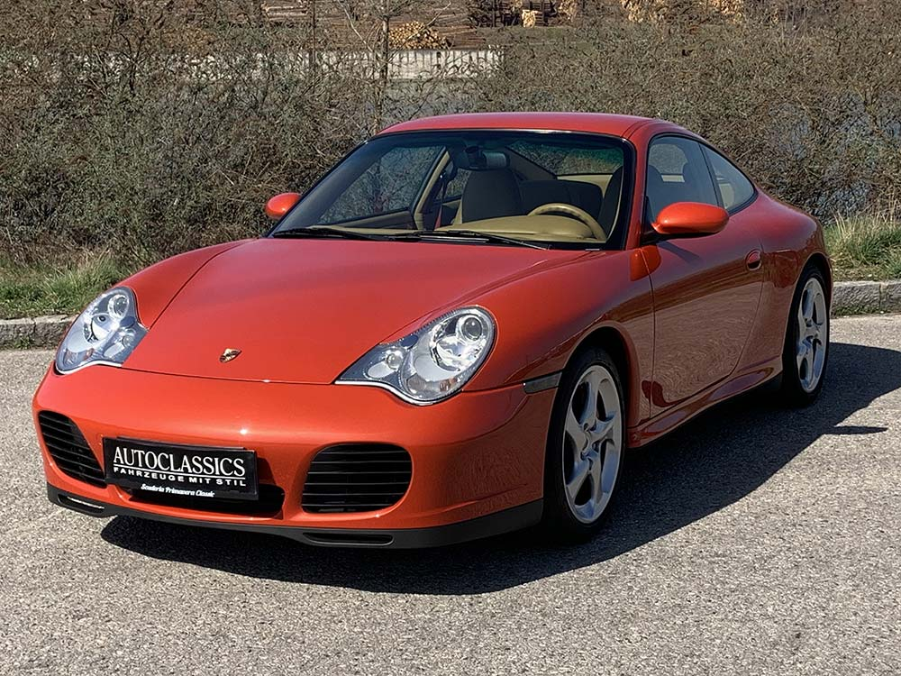 Porsche 911 Carrera 4S 996