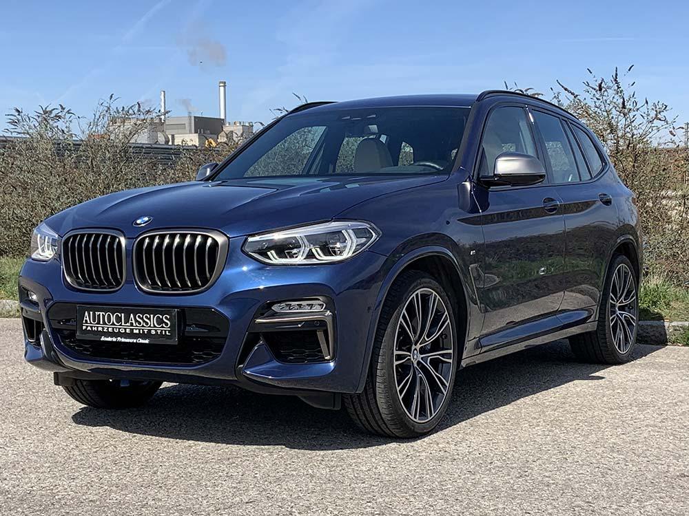 BMW X3 M40i | Autoclassics – Fahrzeuge mit Stil