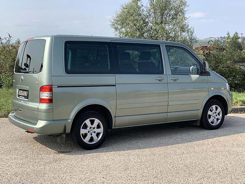VW Multivan T5 2.5 TDI | Autoclassics – Fahrzeuge mit Stil