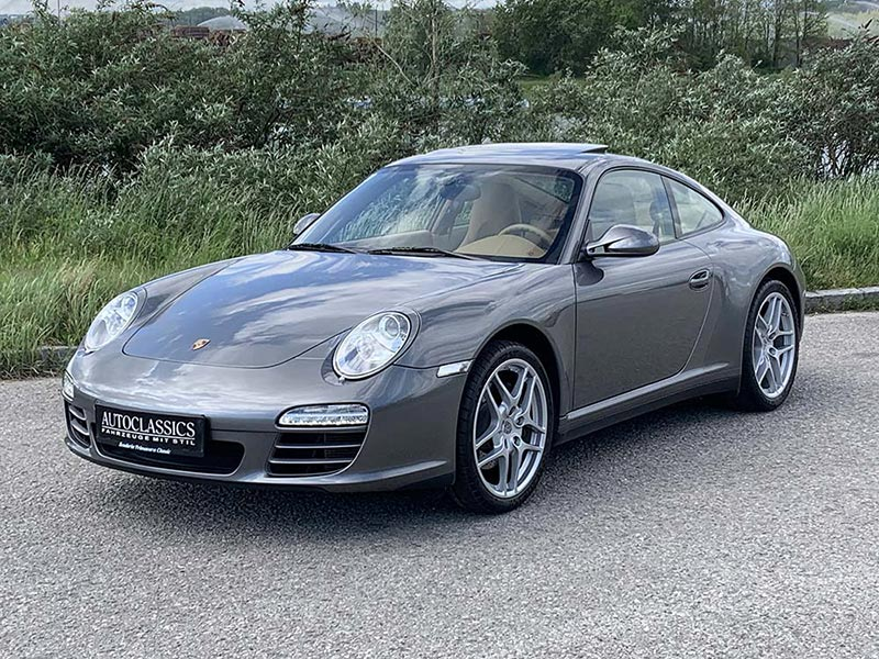 Porsche 911 Carrera 4 997 | Autoclassics – Fahrzeuge mit Stil