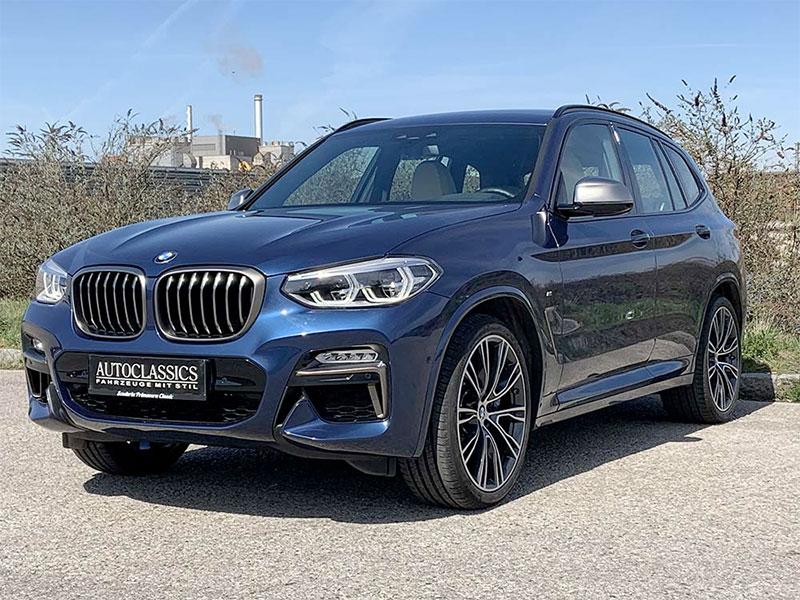 BMW X3 M40i   Autoclassics – Fahrzeuge mit Stil